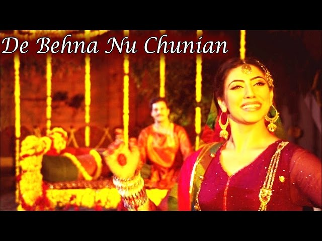 De Behna Nu Chunain | Sanam Marvi | Wedding Song | Virsa Heritage Revived | Live Show