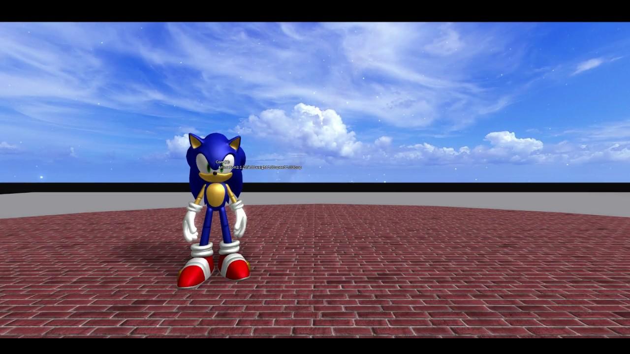 Roblox Sonic World Adventure Sonic Unleashed Progress Showcase