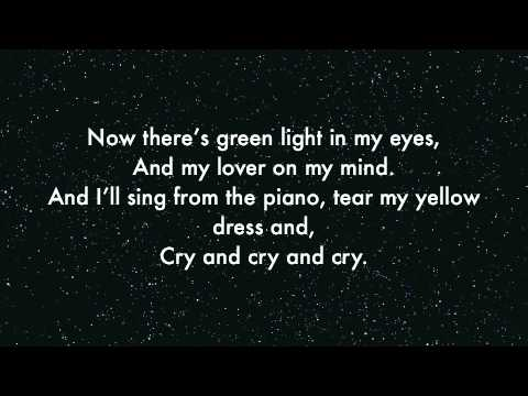 Florence and the machine- over the love LYRICS
