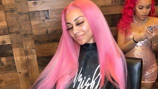 Baixar CELEBRITY HAIRSTYLIST DOES MY HAIR 😱😱 ft ASTERIA HAIR
