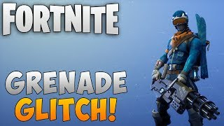 "Fornite Save the World Christmas Update ""Snow Stalker Jonesy Grenade Glitch"" Fortnite Glitches"