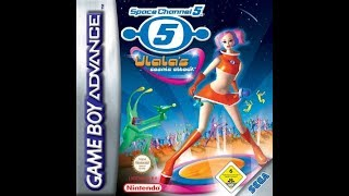 Gameboy Advance longplay 🔵 Space Channel 5  🔴🔵 Ulala
