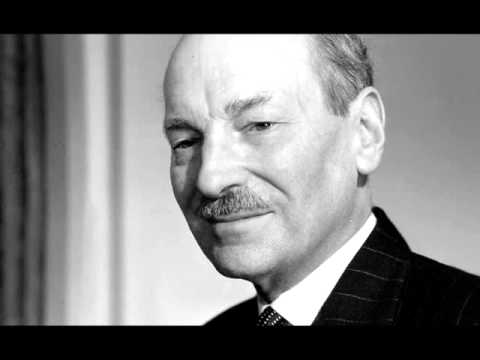 PM Rt Hon Clement Attlee - Greetings to Olympians of London 1948