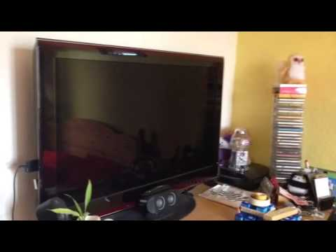 Fix For Samsung Le40a656 Lcd Tv Vertical Line Fault Youtube