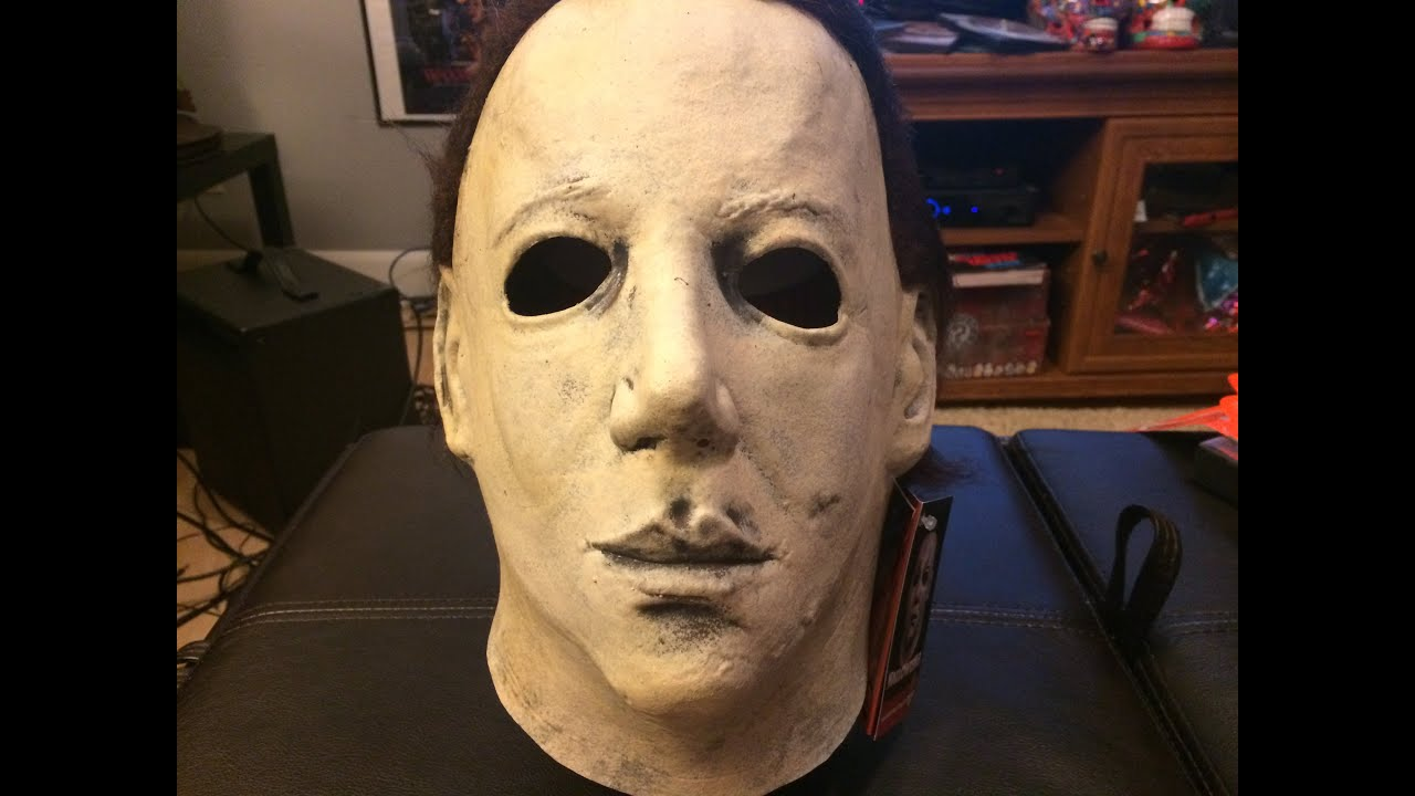 Trick or Treat Studios Halloween 6 Michael Myers Mask - YouTube