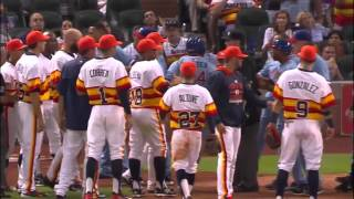 Benches clearing Compilations