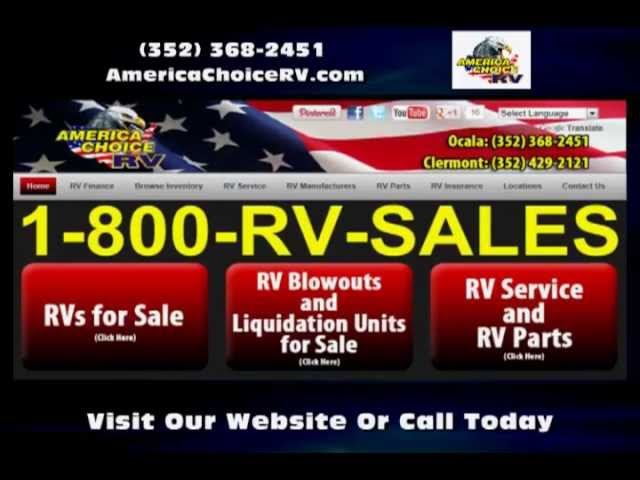 America Choice RV - About Us Video