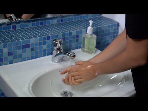 Fight Germs. Wash Your Hands!