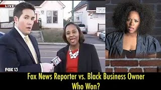 Fox News Reporter vs. Black Business Owner - Who Won? | One Chick Army  [S. 1]