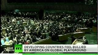 Obama calls for cooperation, countries call bluff
