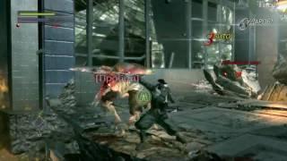Ninja Blade Gameplay