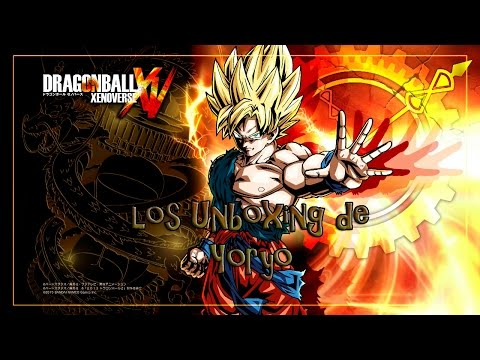 Unboxing   Review - Dragon Ball Xenoverse (Edicion Trunk´s Travel)