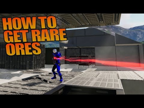 HOW TO GET RARE ORES | Empyrion Galactic Survival | Let's Play Gameplay | S12E10