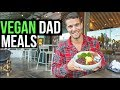 What a Vegan Dad Eats in a Day | JON VENUS