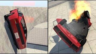 INCIDENTI DEVASTANTI IN MACCHINA!! - BeamNG Drive