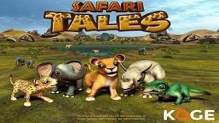 Safari Tales - Best App For Kids - iPhone/iPad/iPod Touch
