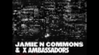 X Ambassadors Jamie N Commons - Into The Jungle ( lyrics)
