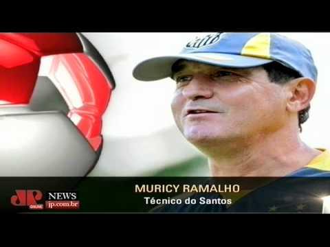 Muricy Ramalho pede permanência de Alan Kardec no Santos