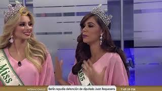 Diana Silva: Me espera una preparación ardua para el concurso internacional