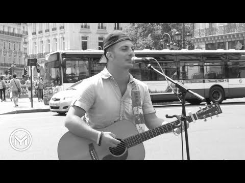 All of me - John Legend Cover (Youri Menna) live in Paris