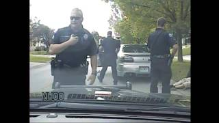 Dashcam Video Shows Police Tasing that Put Missouri Teen Into Cardiac Arrest  (full version)