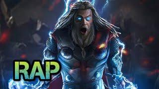 Rap de Thor 2018 | UCM RAP HERO | Gaara1017