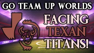 GO Team Up WORLDS: Cool Cats vs TxPvP! (Worlds Part 2)