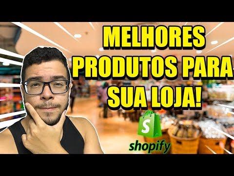 Descubra Agora Os Melhores Produtos para sua Loja Shopify! *DropShipping*