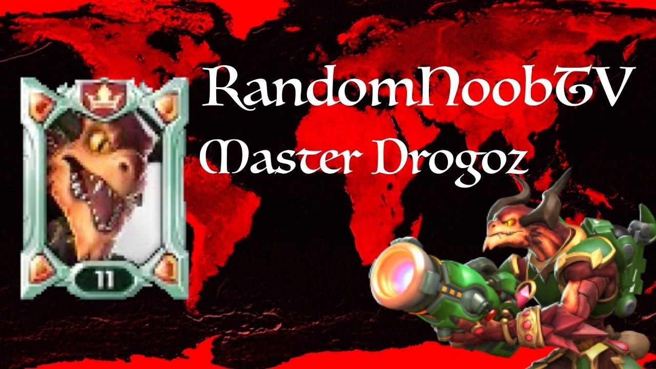 Randomnoobtv master drogoz highlights youtube for Master ohne nc bwl