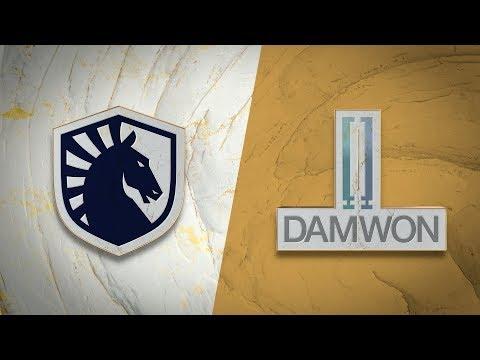 Team Liquid vs DAMWON Gaming vod