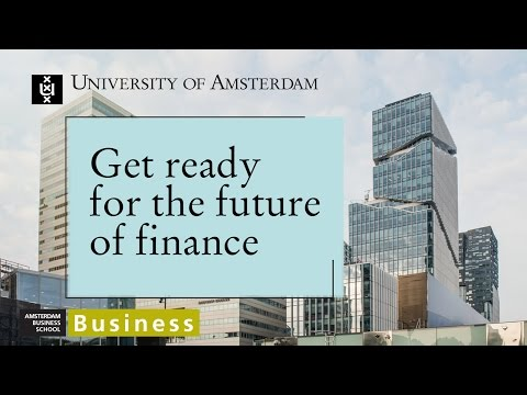 Are you ready for the future of finance?