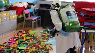 Publication Date: 2020-09-19 | Video Title: 景林天主教小學 - 校園防疫措施