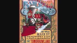 Disneyland Railroad • Frontierland Station Departure (Jack Wagner)