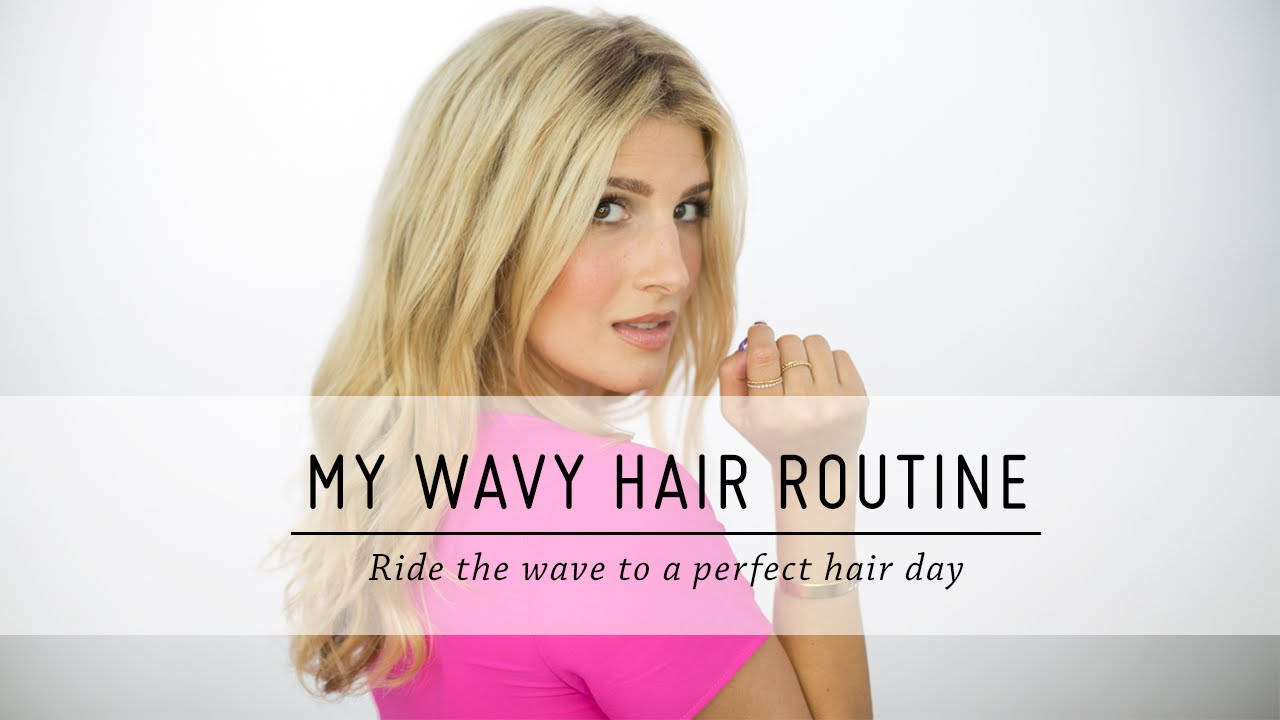 how to make my hair wavy