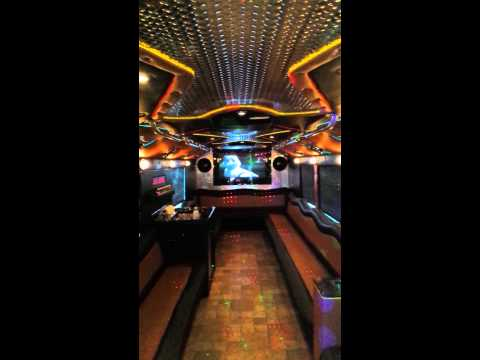Extreme Limo Party Bus Clean Ride Limo
