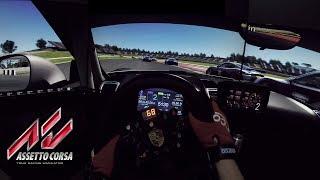 Reality or Game? Porsche GT4 @ Circuit Catalunya - Assetto Corsa