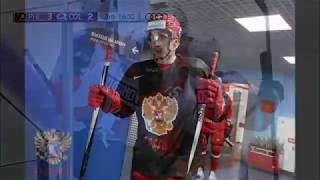 Хоккей. Роман Любимов