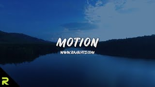 """Motion"" - Ambient R&B Instrumental 2019 | Inspiring Beat"