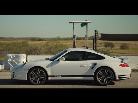 COBB Tuning 'Stage 2' Porsche 997 Turbo - (Track) One Take