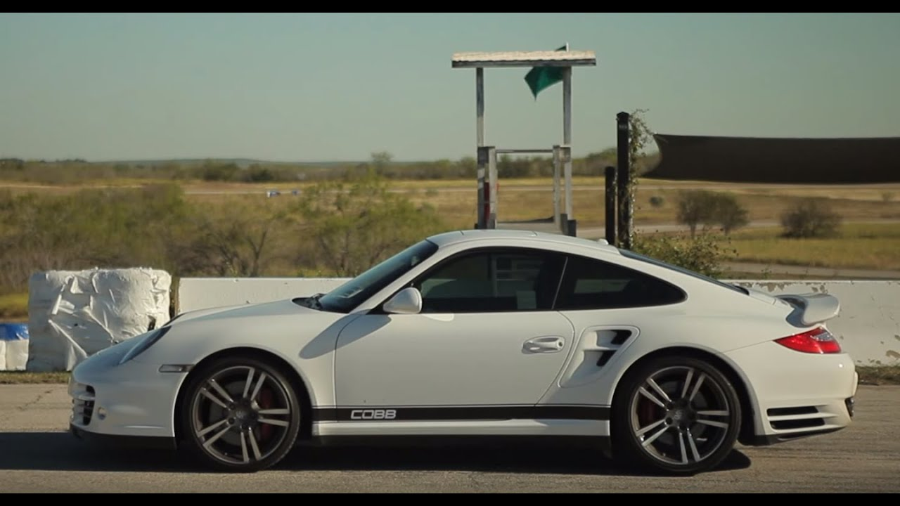 997 Turbo Track Car >> Cobb Tuning Stage 2 Porsche 997 Turbo Track One Take Youtube