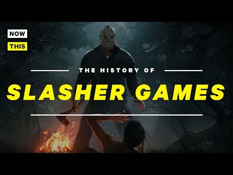 The History of Slasher Games - Friday the 13th: The Game | NowThis Nerd