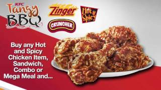 KFC TANGY BBQ JINGLE