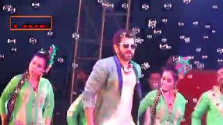 Chai Na Kichui & Inspector-NottyK-(Title-Track)- JEET LIVE VIDEO