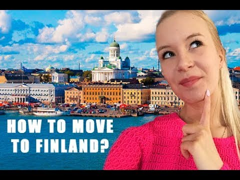 HOW TO MOVE TO FINLAND PART 1