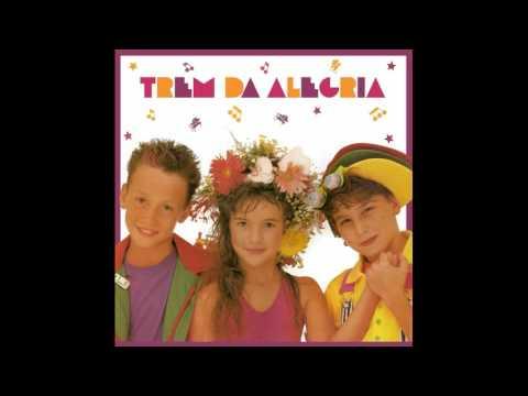 Trem da Alegria 1989 (Disco Completo)