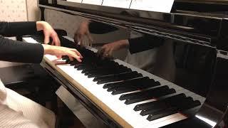 ピアノ演奏「赤いマフラー/ジャニーズWEST」【耳コピ】