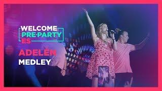 Скачать Adelén Medley Parte 2 Welcome PrePartyES 2019