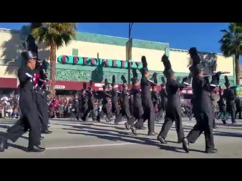 Rose Parade 2016 Pasadena, CA Saratoga High School, Saratoga, CA