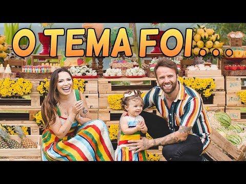 ANIVERSÁRIO DE 1 ANO ALICIA