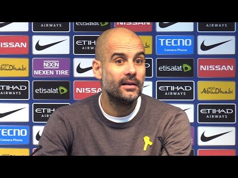 Manchester City 4-0 Bournemouth - Pep Guardiola Post Match Press Conference - Premier League #MCIBOU